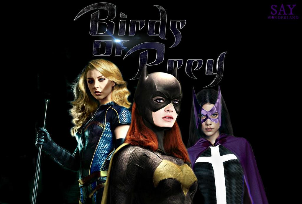 Birds of prey cast