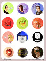 Buttons ! by pinkwater1211
