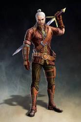 Geralt by masz-rum
