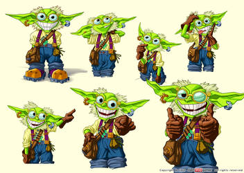 Tanadu Tutorial Gnome by masz-rum