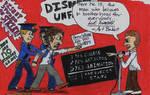 Walt Disney- The Cartoonist Guild Strike