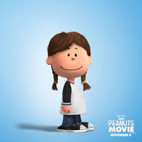 Me in Peanuts form by WishExpedition23