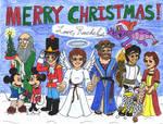 Merry Christmas, Love Rachel! 2016