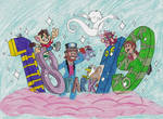 DeviantArt 19th B-Day - One Little Spark Edition by WishExpedition23