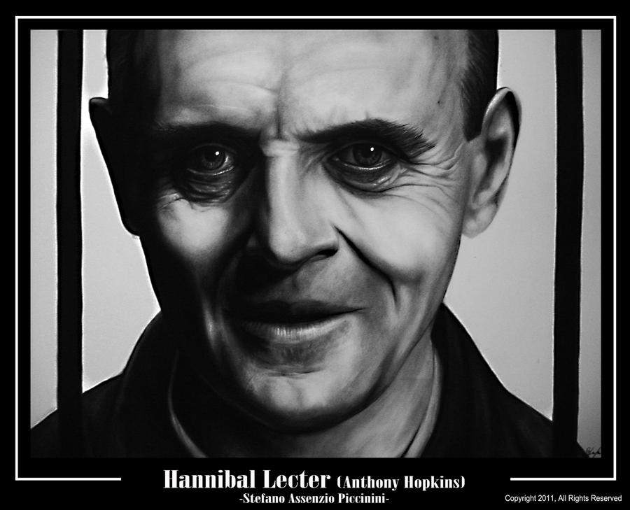 HANNIBAL LECTER (Antho...