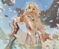 Nero Claudius by Yumiko320