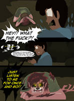 [Camp Camp] Night of the Werevid pg2 by Handere-chan