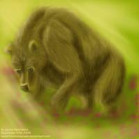 The Grizzly Bear by TheGypsyByrd