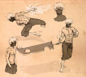 Kakashi Training