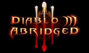 Diablo III Abridged Series Logo