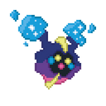 Nebby/Cosmog Sprite (fanart)