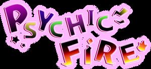 Love Live BiBi Psychic Fire Logo Remake