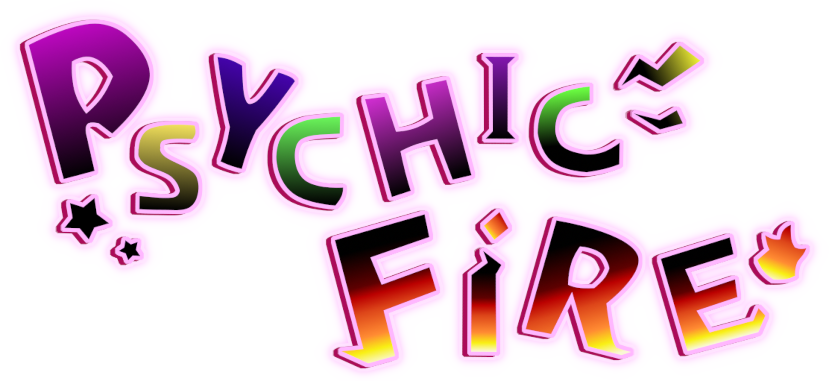 Love Live BiBi Psychic Fire Logo Remake by mizutsunee