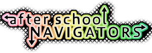 LoveLive NicoRinPana afterschool Navigators Logo by mizutsunee