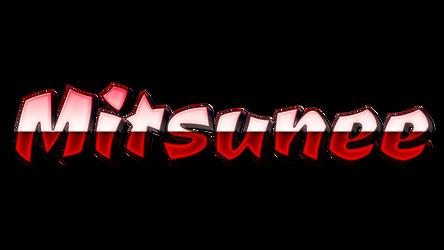 Mitsunee Logo (2018)