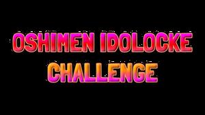 Oshimen Idolocke Challenge Logo by mizutsunee