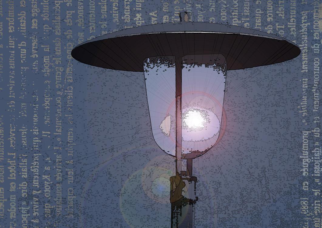Lamp by advertigo