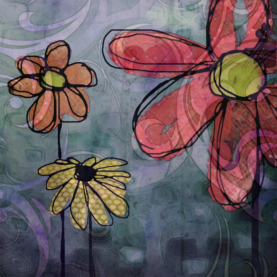 Flower Power by advertigo