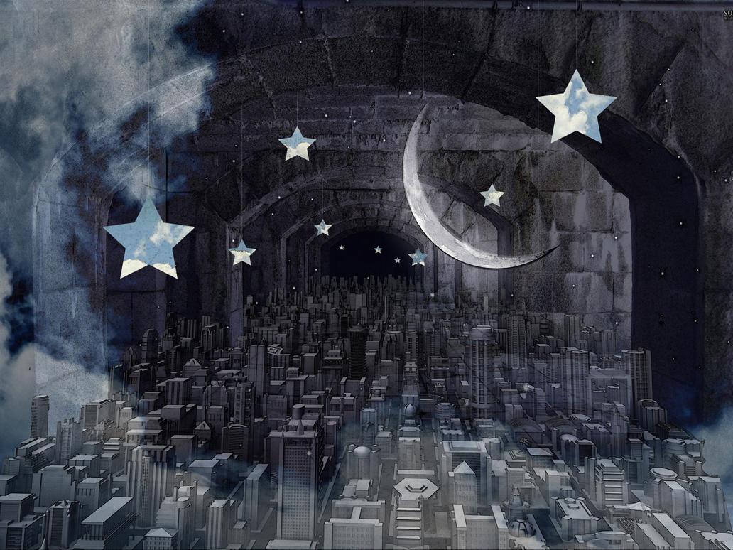 Luna City by advertigo
