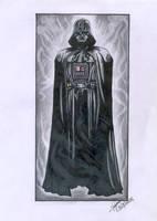 Darth Vader by solid-snake-587