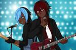 Guitar Hero OC's Pt1 by SlyZeke101