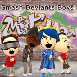 Smash Devaints Boyz! by SlyZeke101