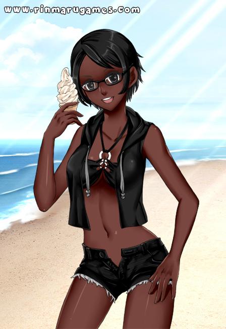 Zexicel In The Beach by SlyZeke101