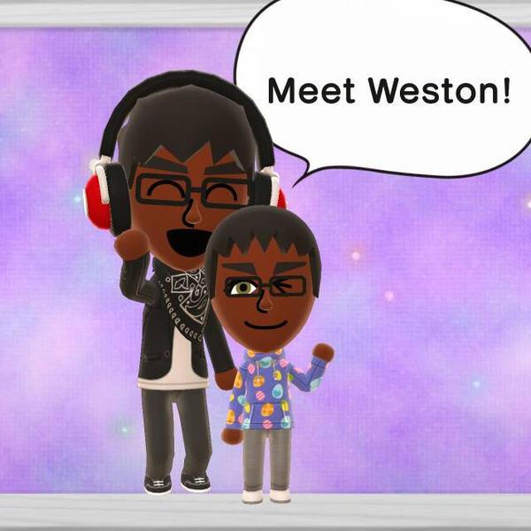My 7th Child: Weston! by SlyZeke101