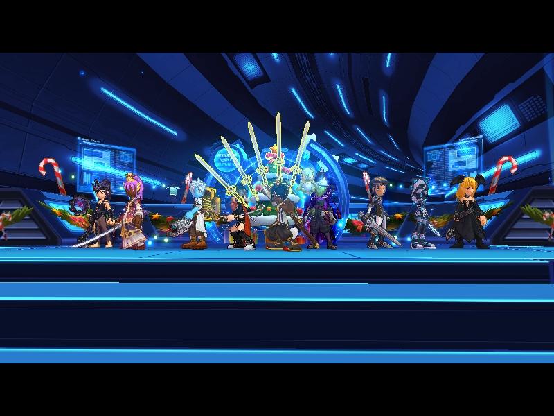 My Heroes at Lost Saga by SlyZeke101