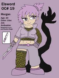 Morgan by SlyZeke101