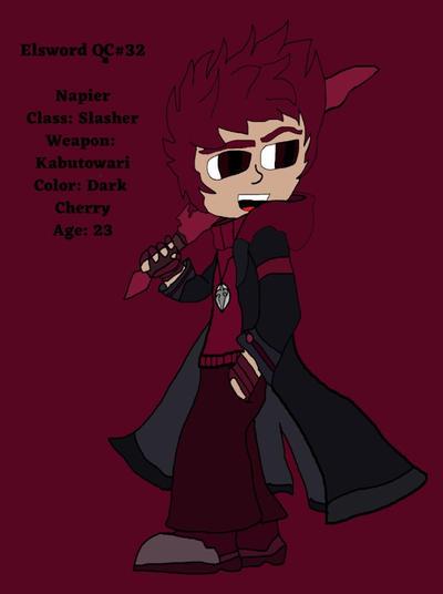 Napier  by SlyZeke101
