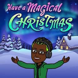 Merry Christmas (Bitmoji Edition)
