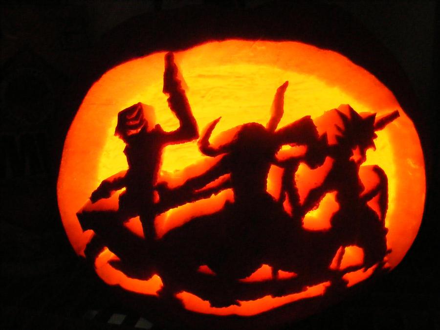 Soul Eater Pumpkin