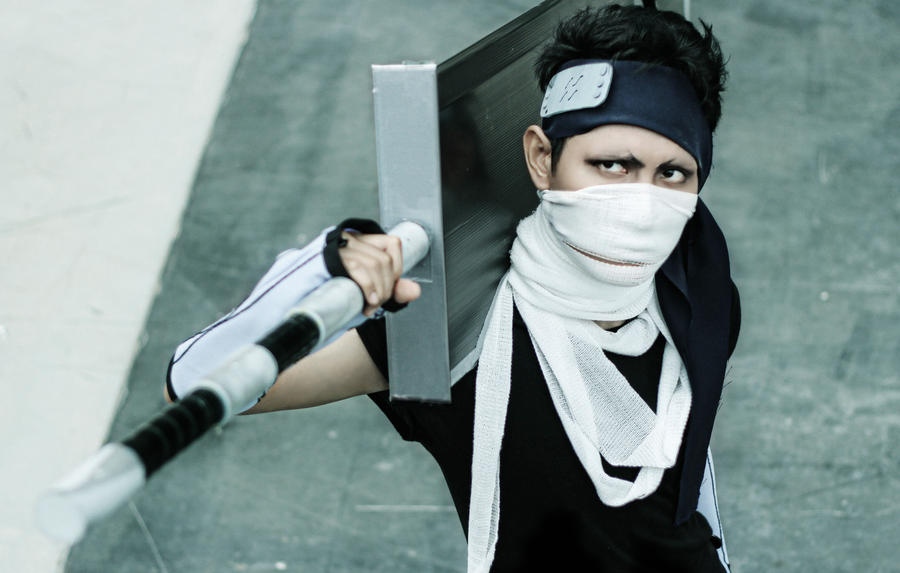zabuza cosplay by cmyk by knockkukocmyk on deviantart