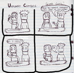 Unfunny Comics - Guest Comic by piesexual