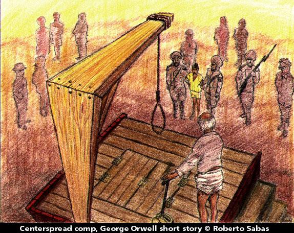 hanging by george orwell essay