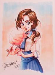 Elizabeth by Sophie-Dreamy