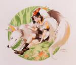 Mononoke by Sophie-Dreamy