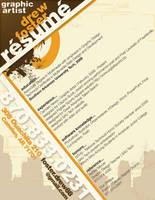Resume by drewfoster