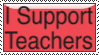 Teachers Stamp by Colliemom
