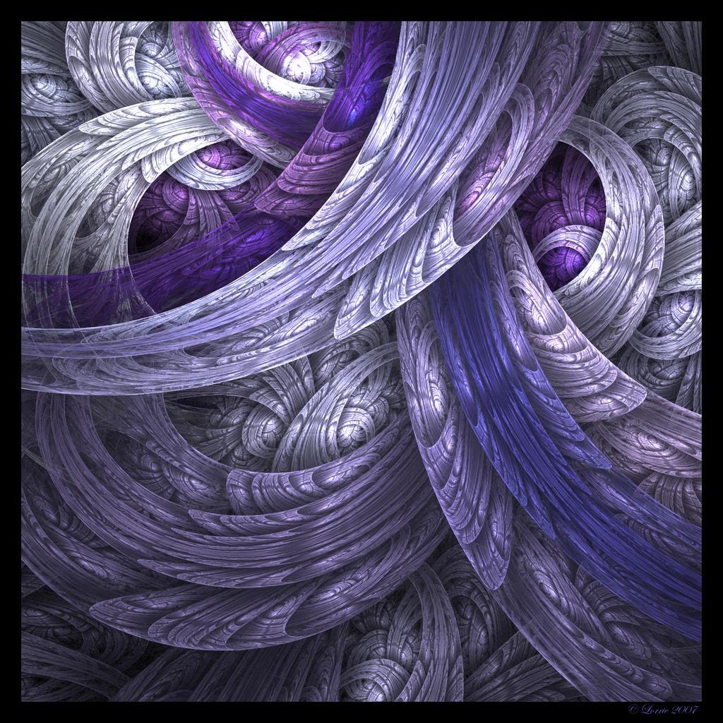 frosty place fractal