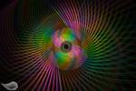 Night Spirograph