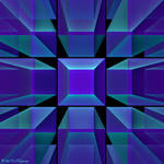 Optical Cubes by Colliemom