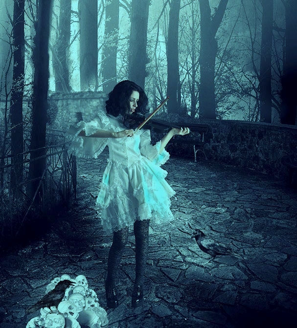 Melody of Death by sternenfern