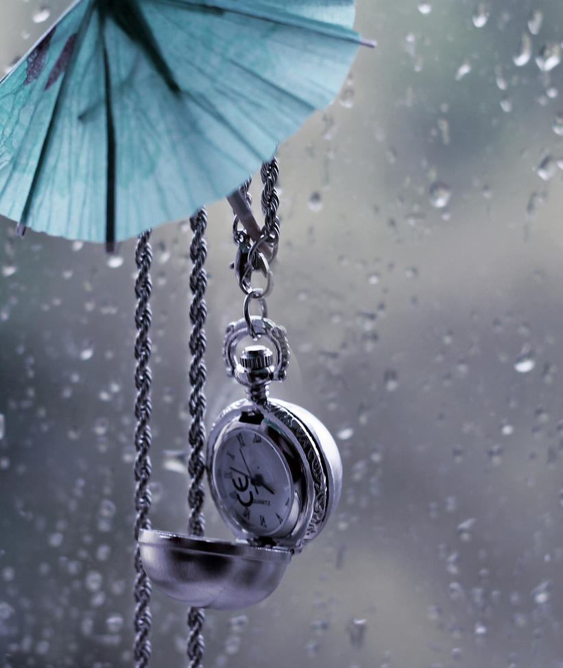 Time for Rain by sternenfern