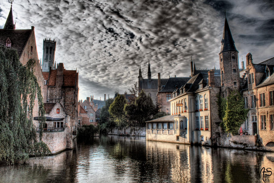 Brugge VI by AyseSelen