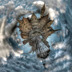Gent The Planet HDR by AyseSelen