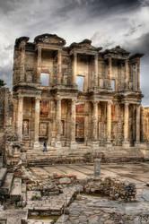 Ephesus HDR by AyseSelen