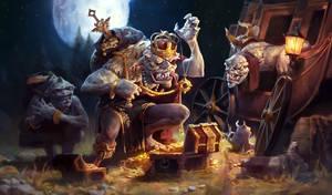 Treasure Goblin by EncounterMy18