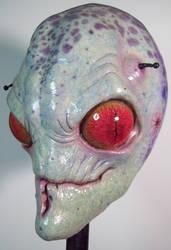 alien creature Disp mask by masocha